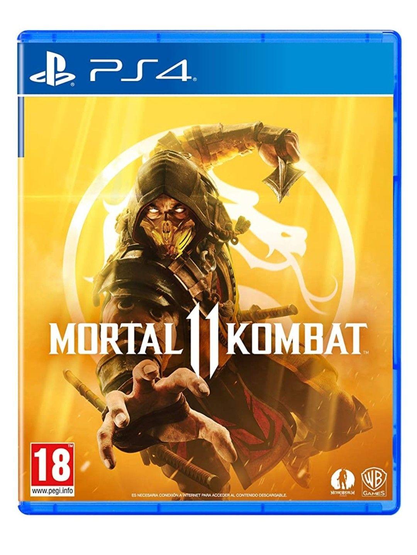 Mortal Kombat 11 a buen precio en Amazon