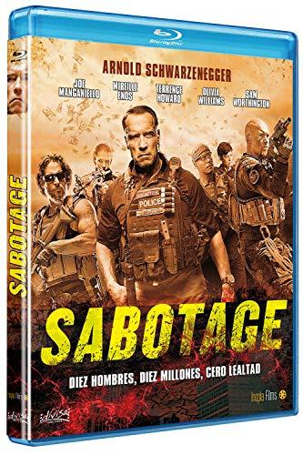 Sabotage [Blu-ray] Amazon