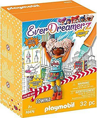 PLAYMOBIL-EverDreamerz Comic World Edwina