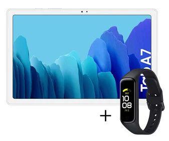 Samsung Tab A7 + Samsung Fit 2