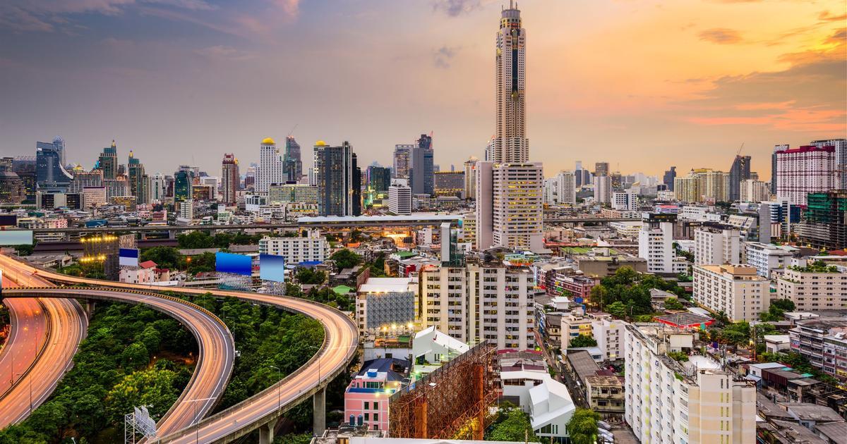 Viaje a Tailandia desde 480€