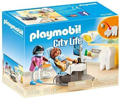 Playmobil City Life Dentista
