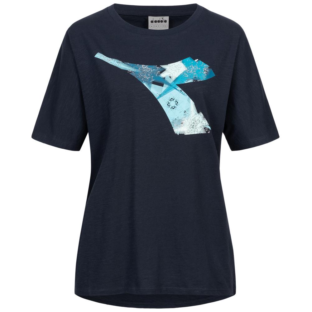 Diadora Fregio Mujer Camiseta