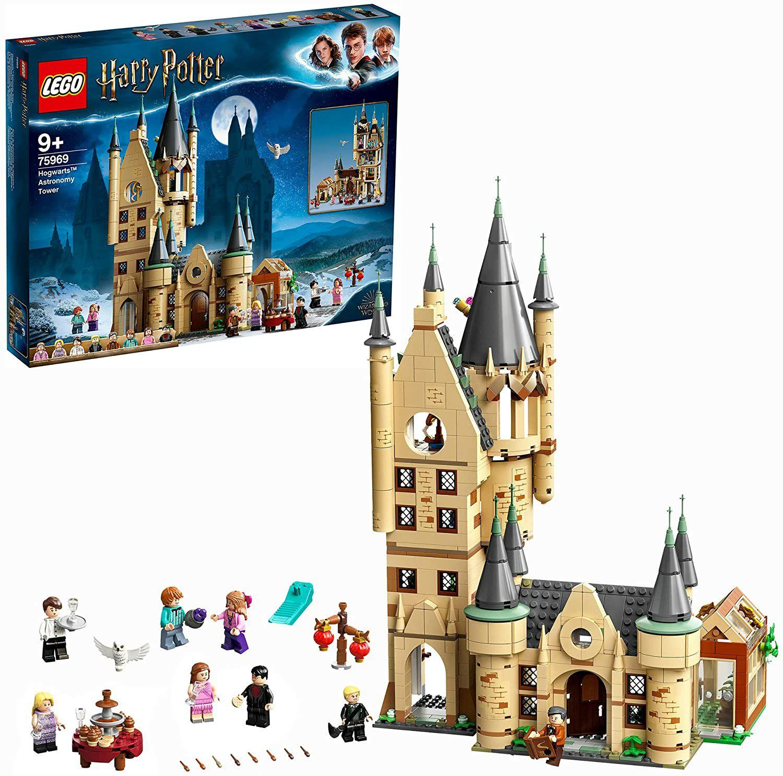 LEGO Harry Potter torre de Astronomía