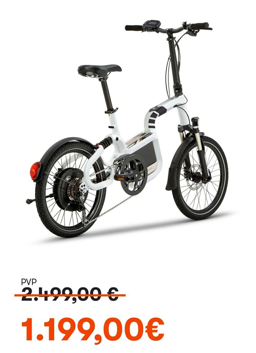 Bicicleta eléctrica Kymco Q