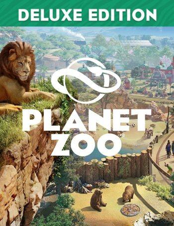 Juego Planet zoo deluxe edition