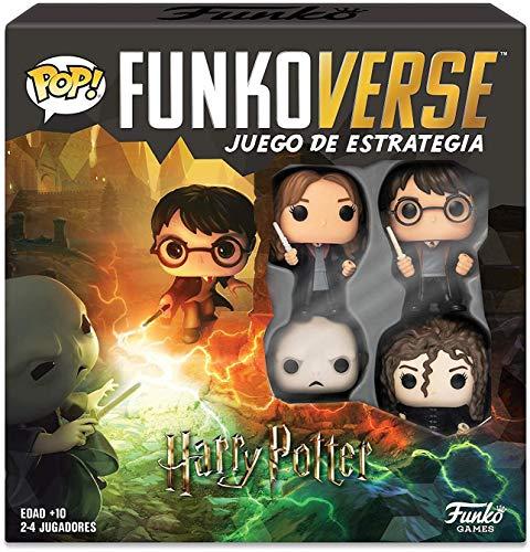 POP! Funkoverse: Battle in the Wizarding World - Harry Potter
