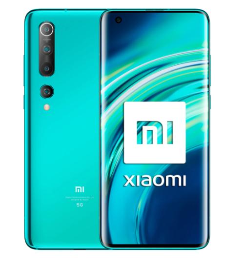 Xiaomi Mi 10 5G 8+128 GB Coral Green móvil libre