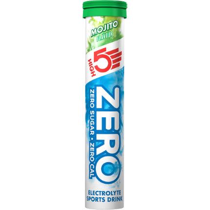 Comprimidos High5 Zero Electrolyte (20 unds.) Para gran variedad de actividades deportivas