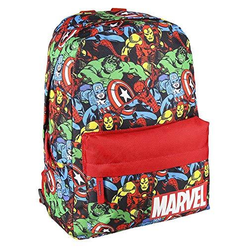 Mochila Infantil Marvel