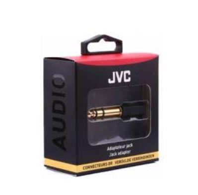 Adaptador JVC mini jack 3,5 mm a jack 6,35 mm. Recogida en tienda gratis.