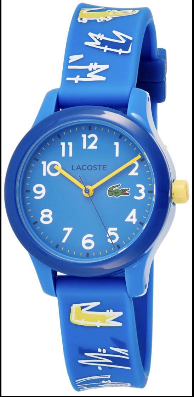 Reloj Lacoste infantil (Azul)