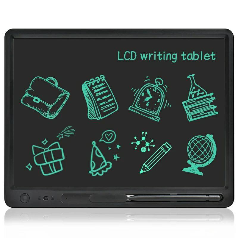 """Tableta LCD 15"""" para dibujo y notas"""