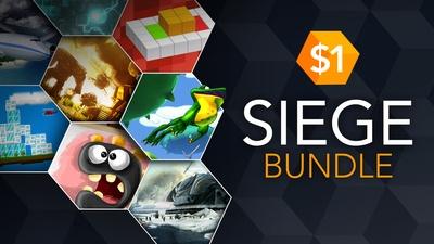 Dollar Siege Bundle - 14 juegos por 1€