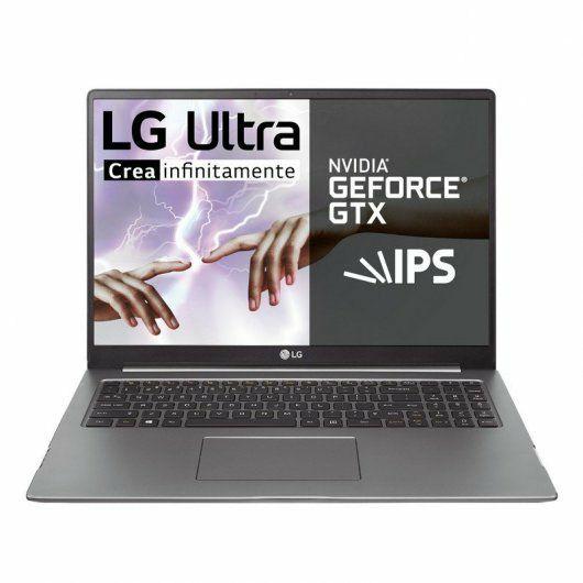 """LG 17U70N Intel Core i7-10510U/16GB/512GB SSD/GTX1650/17.3"""""""