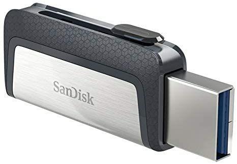 USB SanDisk 256 GB Ultra Dual DriveType-C