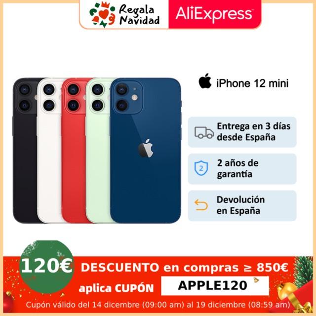 Apple iPhone 12 Mini 128GB (DESDE ESPAÑA)