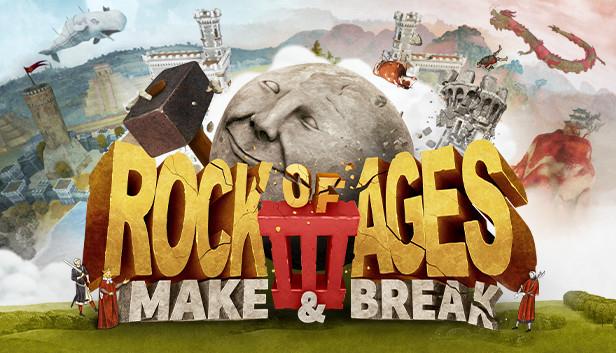 Rock of Ages 3: Make & Break En Oferta