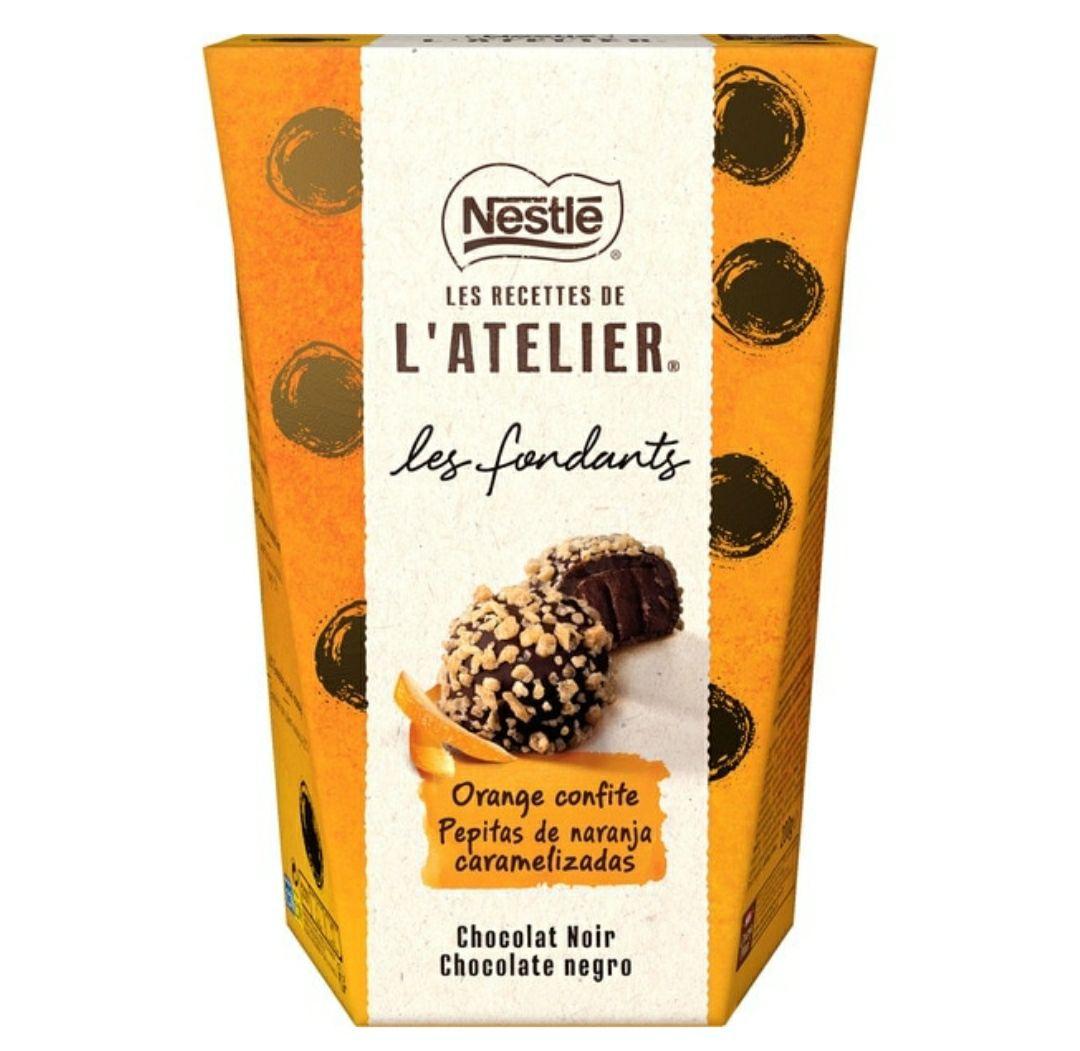 Nestlé. Les recetes de l'atelier