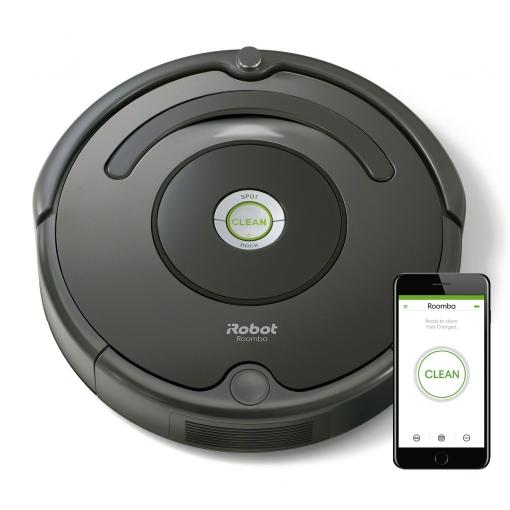 Robot Aspirador Roomba R676