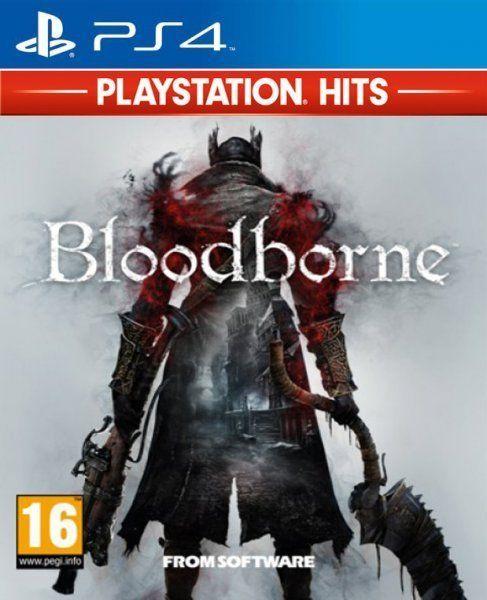 Bloodborne Hits - Versión 13 (juego físico)