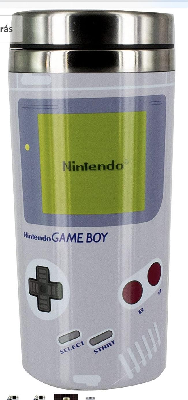 Termo de Bebidas NINTENDO Game Boy