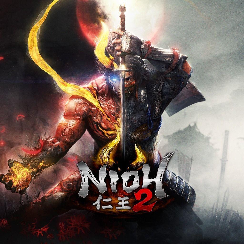 Nioh 2 - PS4 (físico)