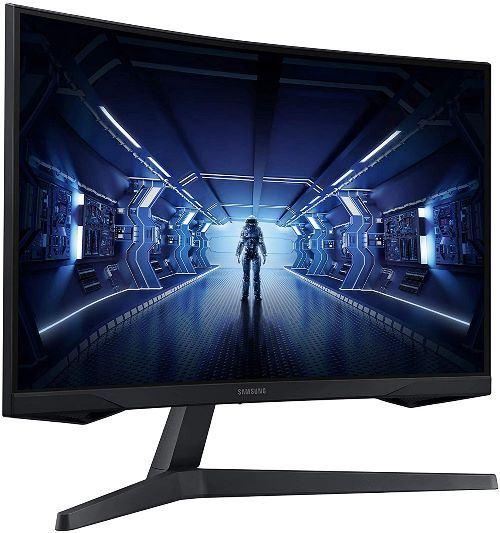 Monitor curvo Samsung Odyssey G5 LC32G55T 32'' WQHD 144Hz