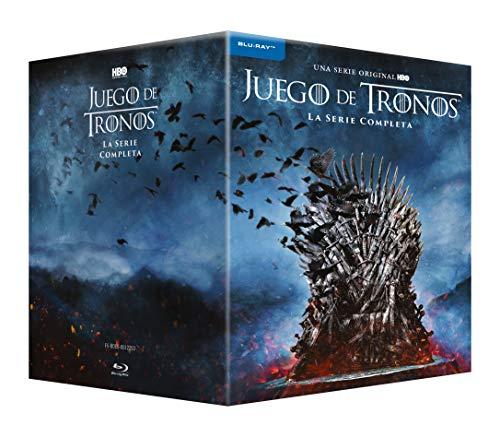 Juego De Tronos Temporada 1-8 Blu-Ray