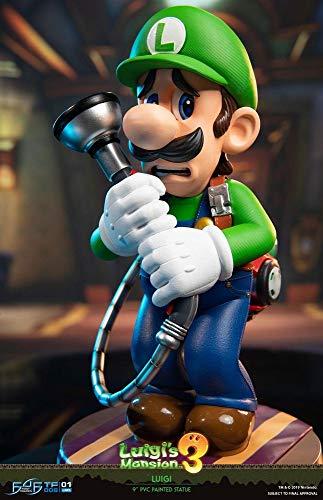 Figura Luigi's Mansion 3 oficial (23cm)