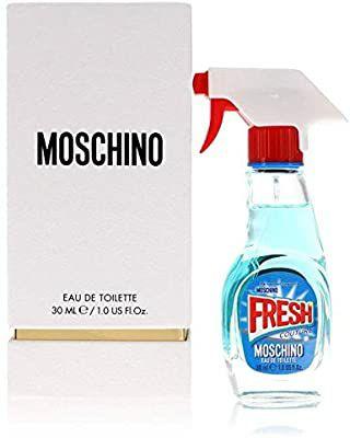 Fresh Couture Eau de Toilette Perfume de Mujer Vaporizador 30 ml Moschino