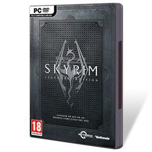 The Elder Scrolls V 5: Skyrim Legendary Edition (PC, STEAM)