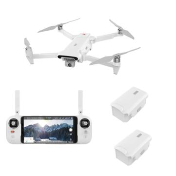 FIMI X8 SE 2020 8KM FPV RC Drone Quadcopter RTF con dos baterías y bolsa de almacenamiento - DESDE ESPAÑA