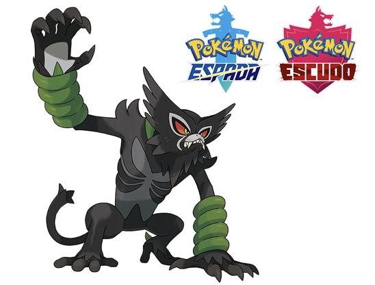 GRATIS :: Zarude en Pokémon Espada y Escudo