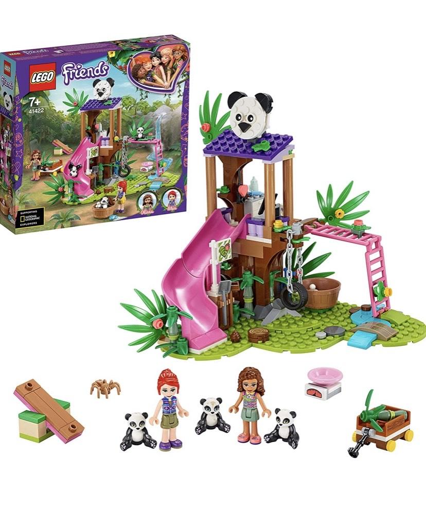 LEGO Pulse Theme Friends Casa del Árbol Panda
