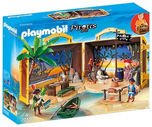 Isla Pirata Maletín Playmobil