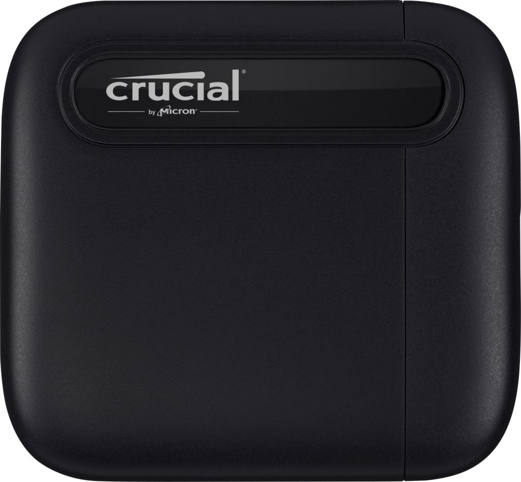 Crucial X6 portable 2TB por 195€ // 1TB por 107€