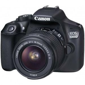 Cámara Canon 1300D