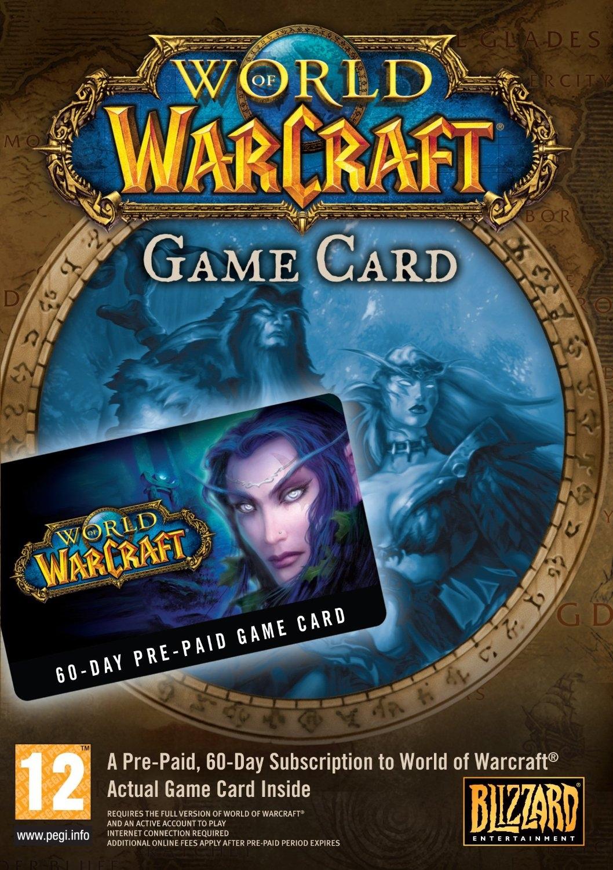 World of Warcraft: Tarjeta 60 Días (Europe)