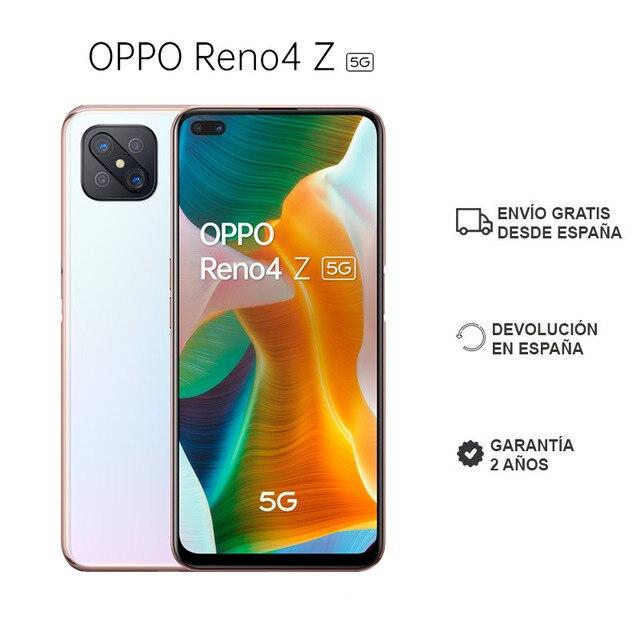 OPPO Reno 4 Z 5G 8GB/128GB, Pantalla 6.57
