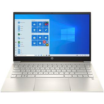 Portátil HP Pavilion Laptop 14-dv0006ns 14'' Plata