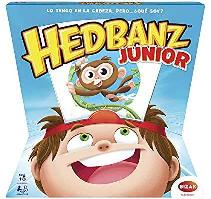 Juegos Bizak Headbanz Adivina que Pienso Junior