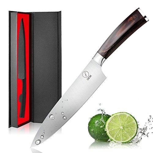 Cuchillo de chef Aicok de 20 cms