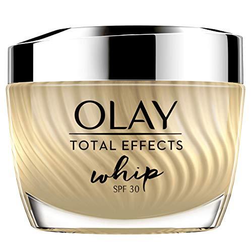 Crema hidratante Olay Total Effects Whip Light as Air con Vitaminas C y E de 50 ml
