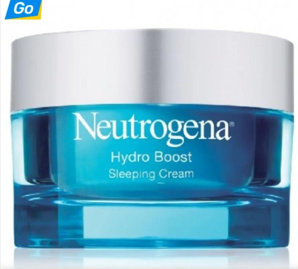 Neutrogena Hydro Boost Mascarilla Noche Hidratante