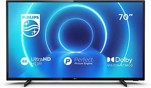 Televisor 4K UHD Philips 70PUS7505/12 de 178 cm