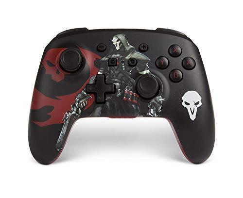 PowerA - Mando inalámbrico mejorado Overwatch Reaper (Nintendo Switch)
