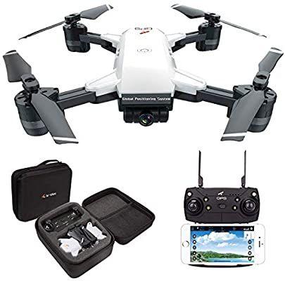 GPS FPV RC Drone con cámara Vídeo en vivo 1080P HD