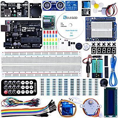5€ de descuento en todos los productos Elegoo (compatible con Arduino)