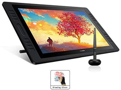 Oferta flash: HUION Kamvas Pro 20 Tableta gráfica con Pantalla - 2019 Versión